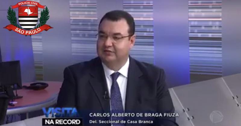 delegado fiuza entrevista.
