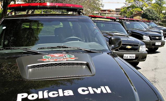 viatura policia civil.