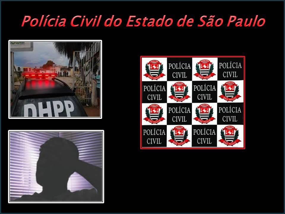 Banner da Polícia Civil