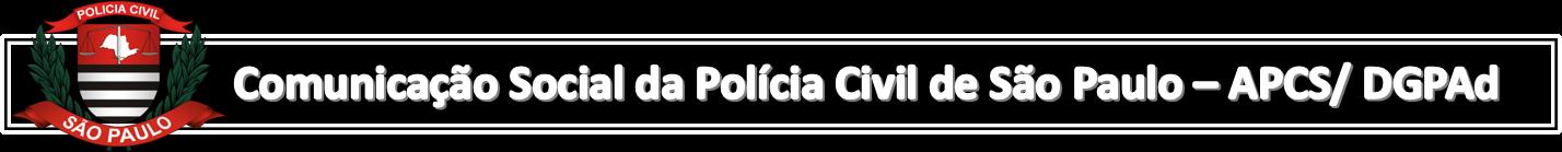 nota de rodape comunicação social da policia civil de sao paulo