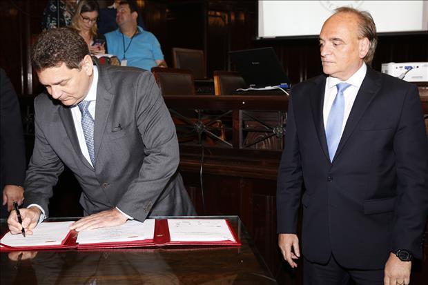 DELEGADO-GERAL DE POLÍCIA DE SP YOUSSEF ABOU CHAHIN.
