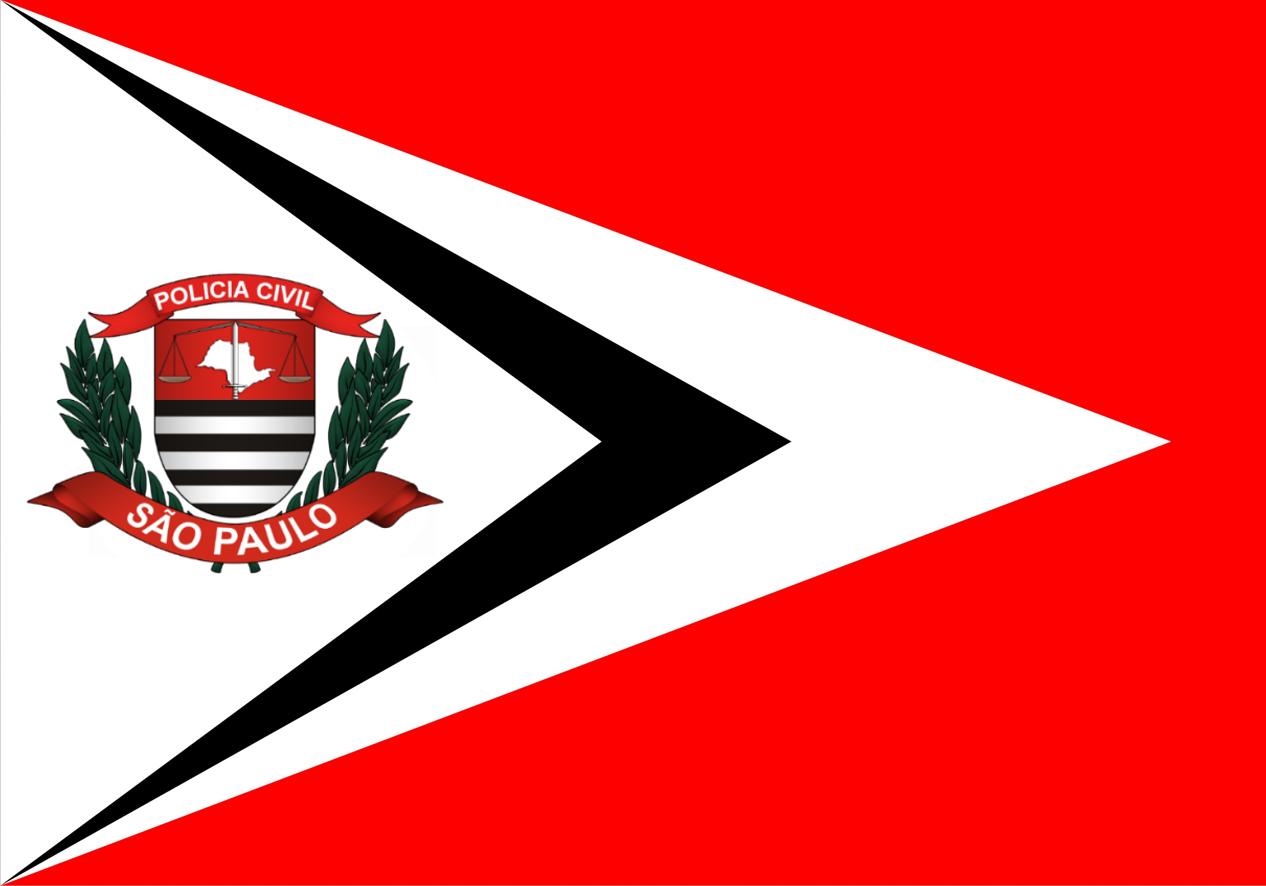 Bandeira Policia civil