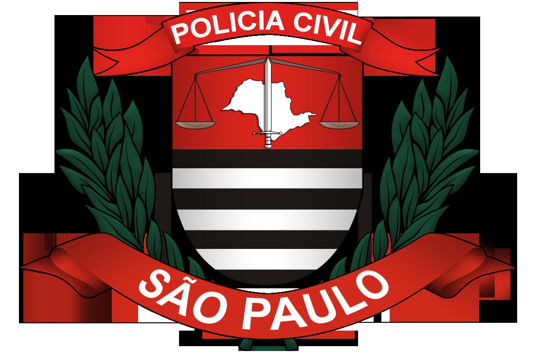 Brasão Polícia Civil de São Paulo